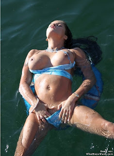 caught masturbating in the lake