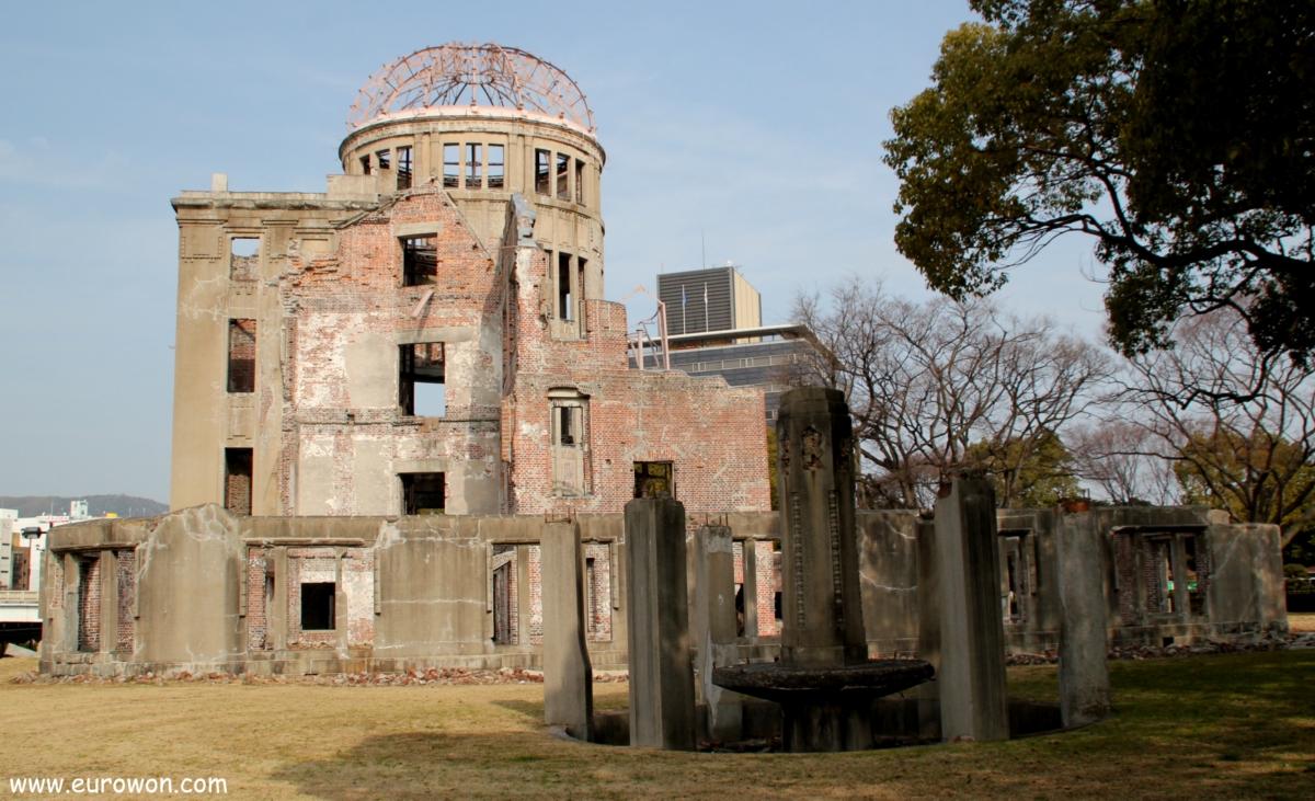 Cúpula de la Bomba Atómica de Hiroshima