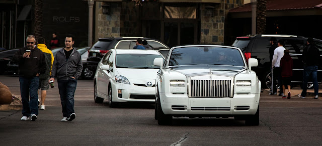 2013 Rolls-Royce Phantom Drophead Coupé