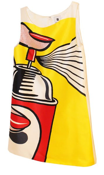 Pop Art Mod Fashion By Lisa Perry Modern Design By