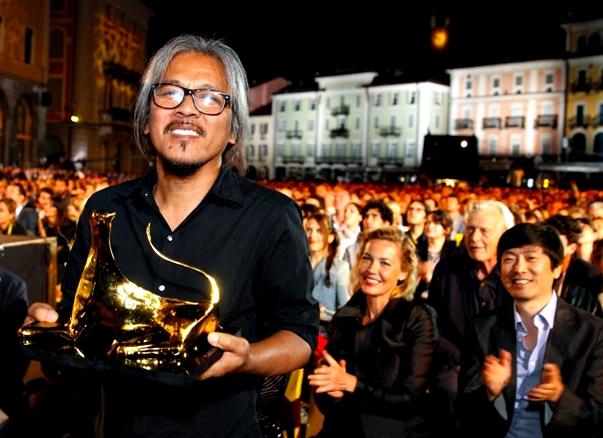 Lav Diaz, Leopardo de Oro en Locarno