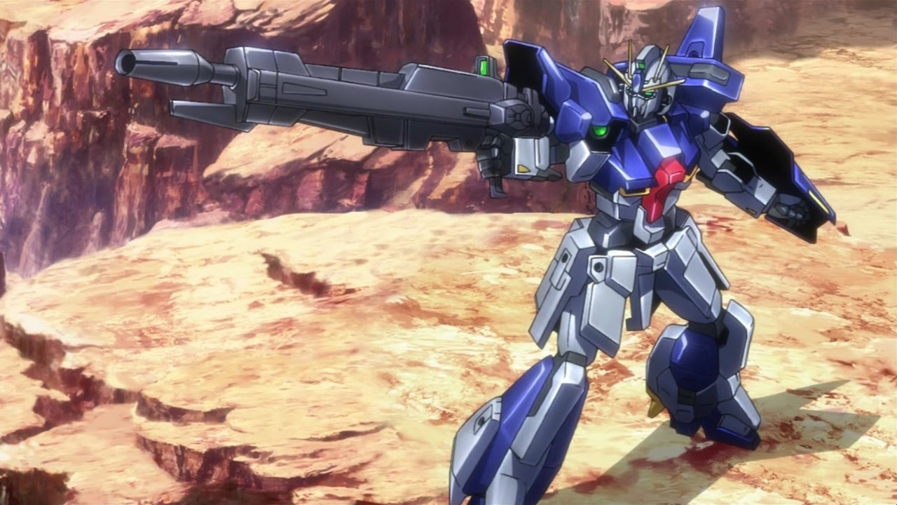 Gundam guy gundam build fighters try episode 2 39 team up for Domon kasshu build fighters try