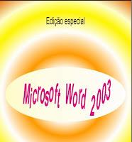 Link apostila de Word 2003