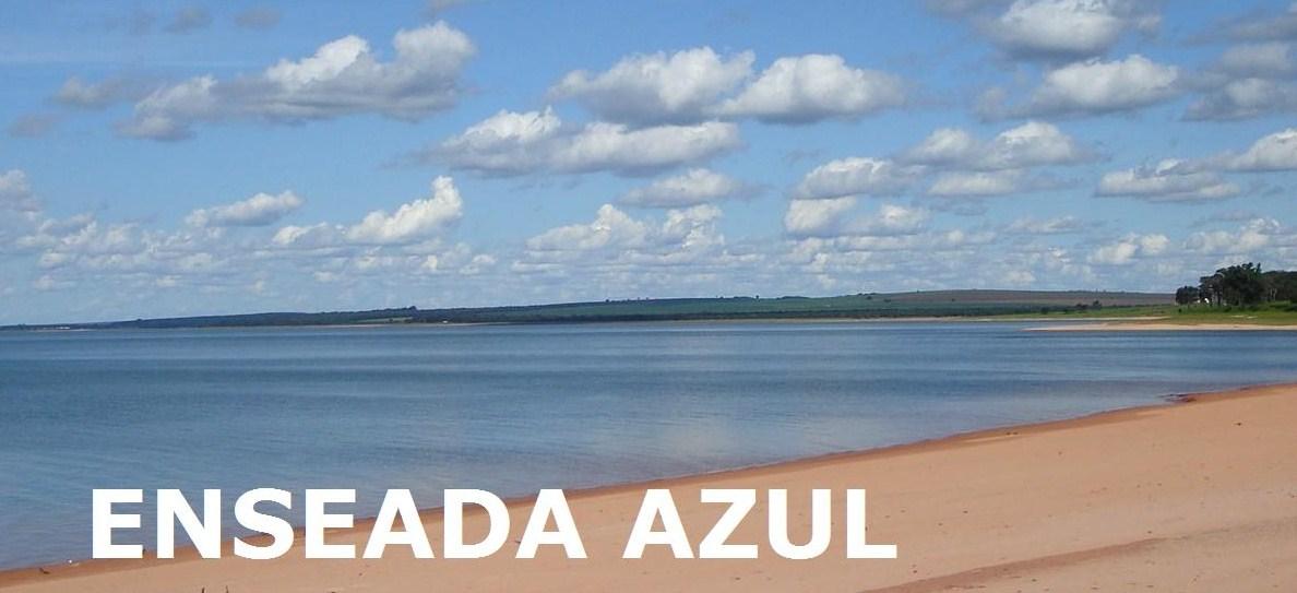 ENSEADA AZUL - REPRESA JURUMIRIM