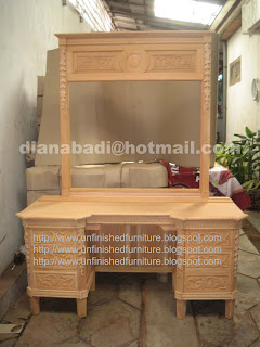 furniture klasik tolet ukir klasik tolet ukir mahoni supplier tolet dressing table klasik ukir jepara tolet mebel klasik mentah unfinished