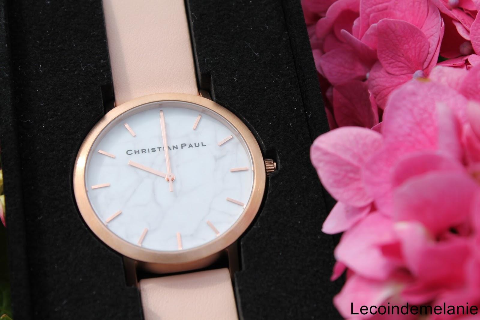Super Le Coin De Mélanie - Blog Beauté : Coup de coeur sur une montre de  JZ61