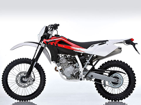 2012 Husqvarna TE125 Motorcycle Photos, 480x360 pixels
