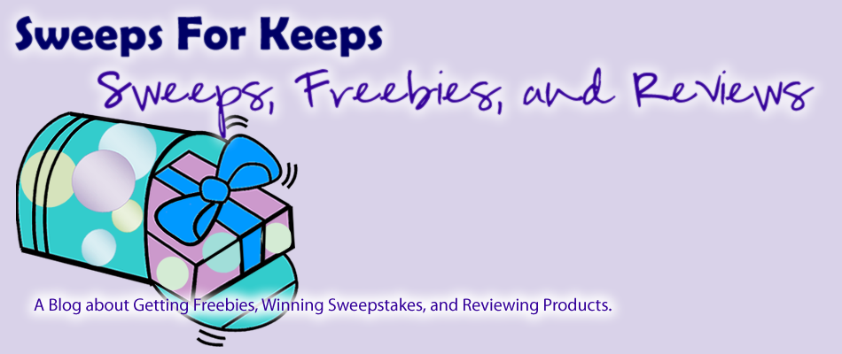Sweeps, Freebies, and Reviews