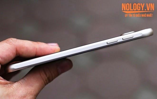 Cạnh rìa của Samsung Galaxy S6 xách tay