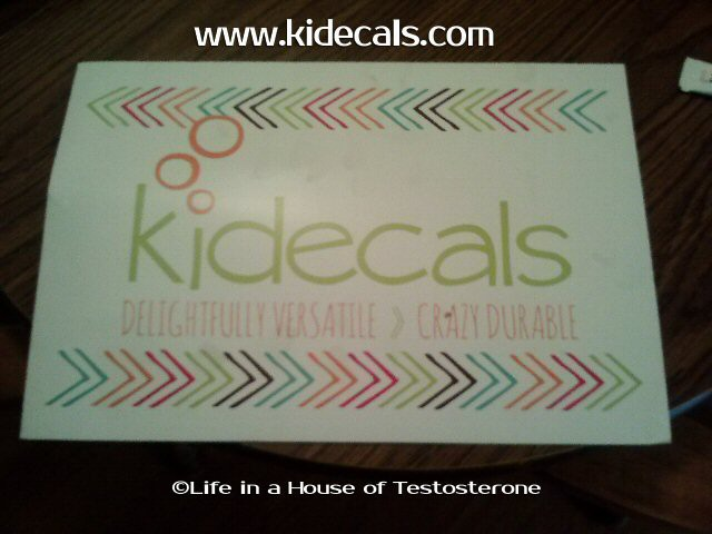 Kidecals Review