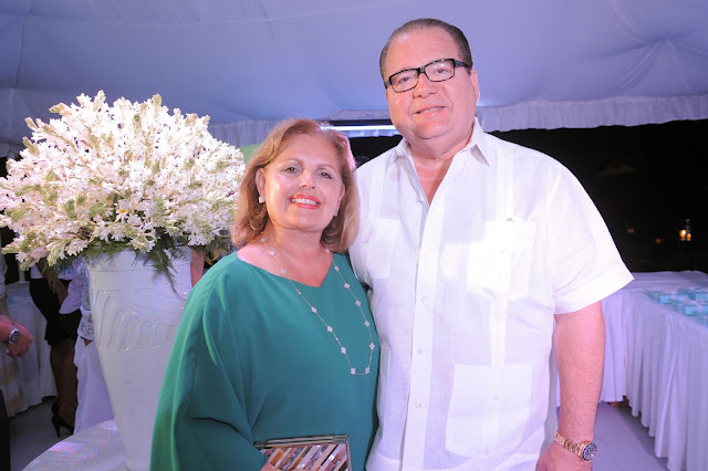 Gisela and Felix Ferrer.