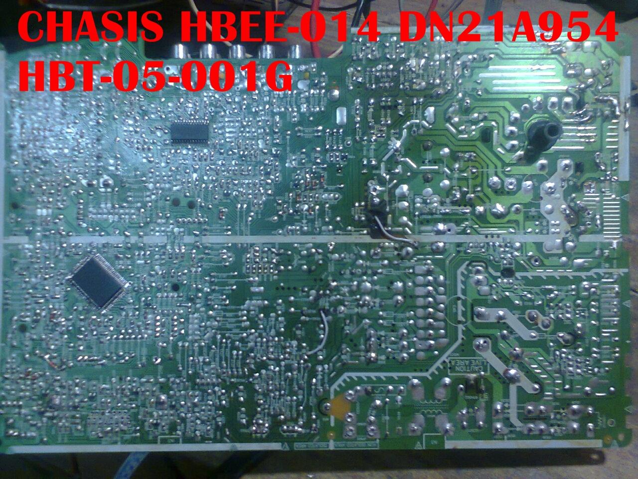 Solder Pecebeq Polytron Slim 21inch Blank Hitam Tanpa Osd Hbt 05 Lowjadi Circuit Schematic Diagram