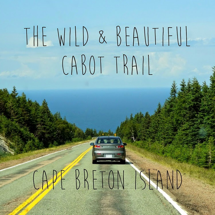 Cabot Trail Ocean View