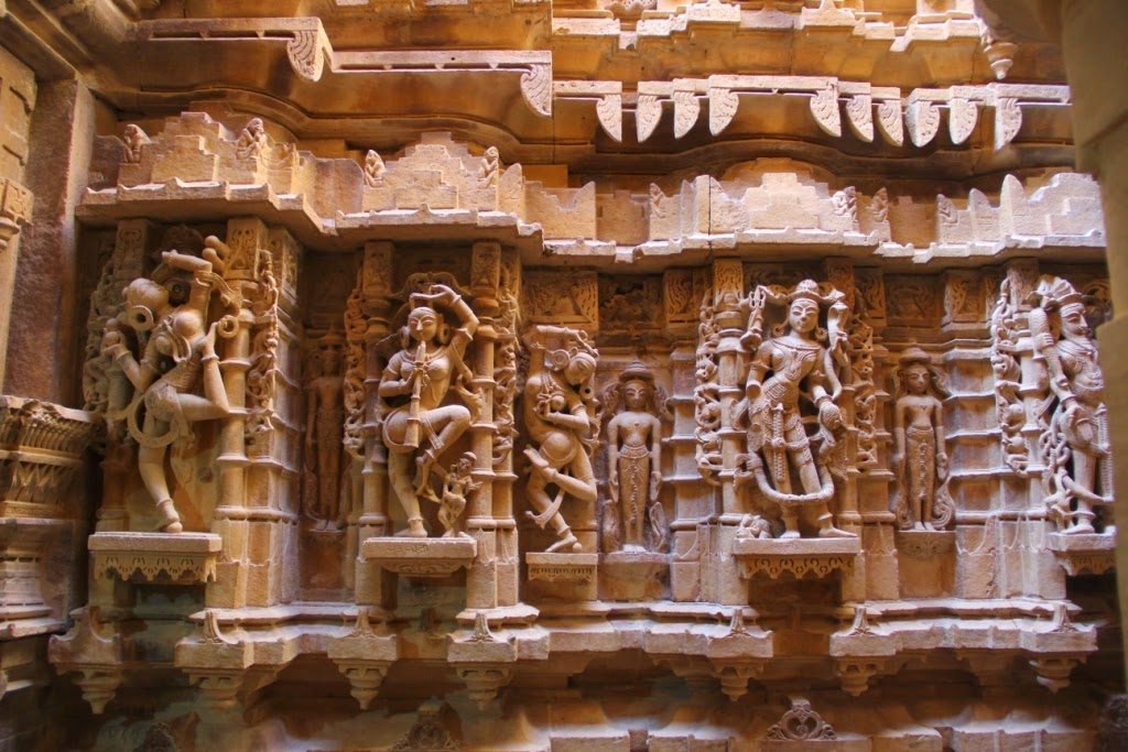 Jain Temple carvings