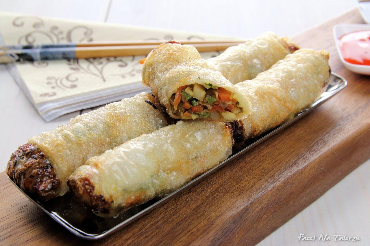 Sajgonki - Spring rolls