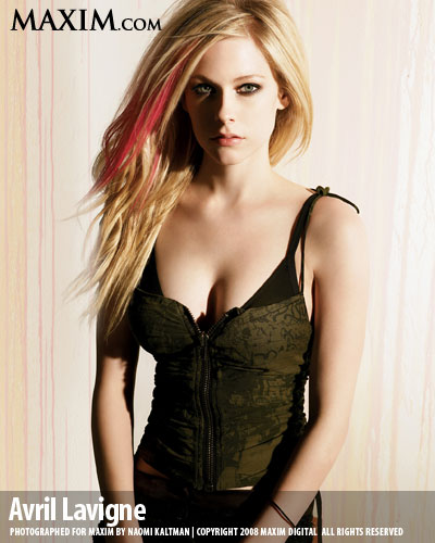 Avril Lavigne, Biography, Profile, Canadian singer, songwriter, popular musician, Singer