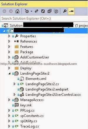SharePoint 2010 Visual WebPart Architecture