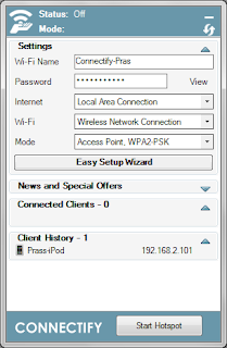 Latest Version Connectify Hotspot For Your PC