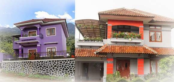 Villa Singo Cipanas Puncak