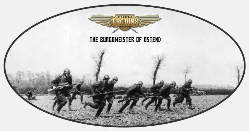 The Burgomeister of Ostend