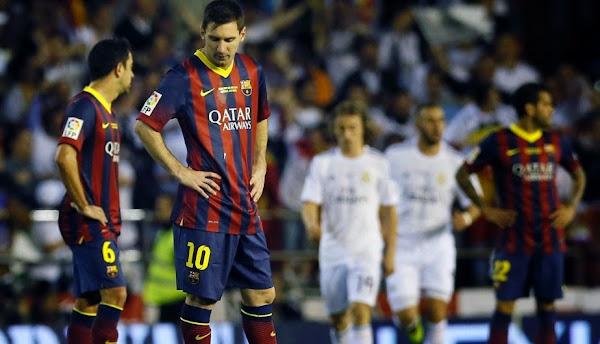 InfoDeportiva - Informacion al instante. FC BARCELONA VS REAL MADRID