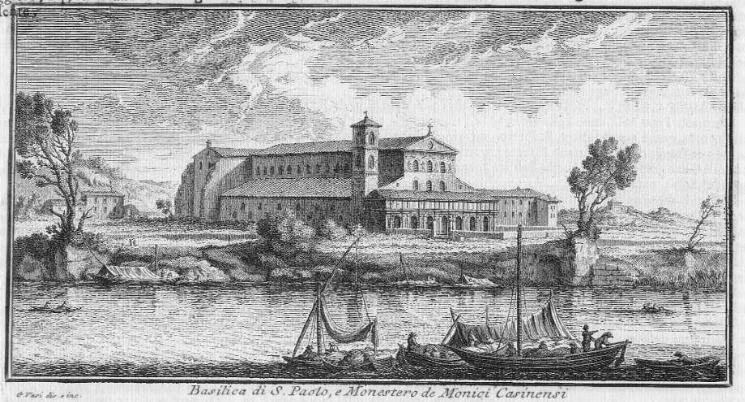 La Basilica di San Paolo Fuori le Mura i suoi sotterranei, il chiostro Cosmatesco, e il giro delle sette chiese
