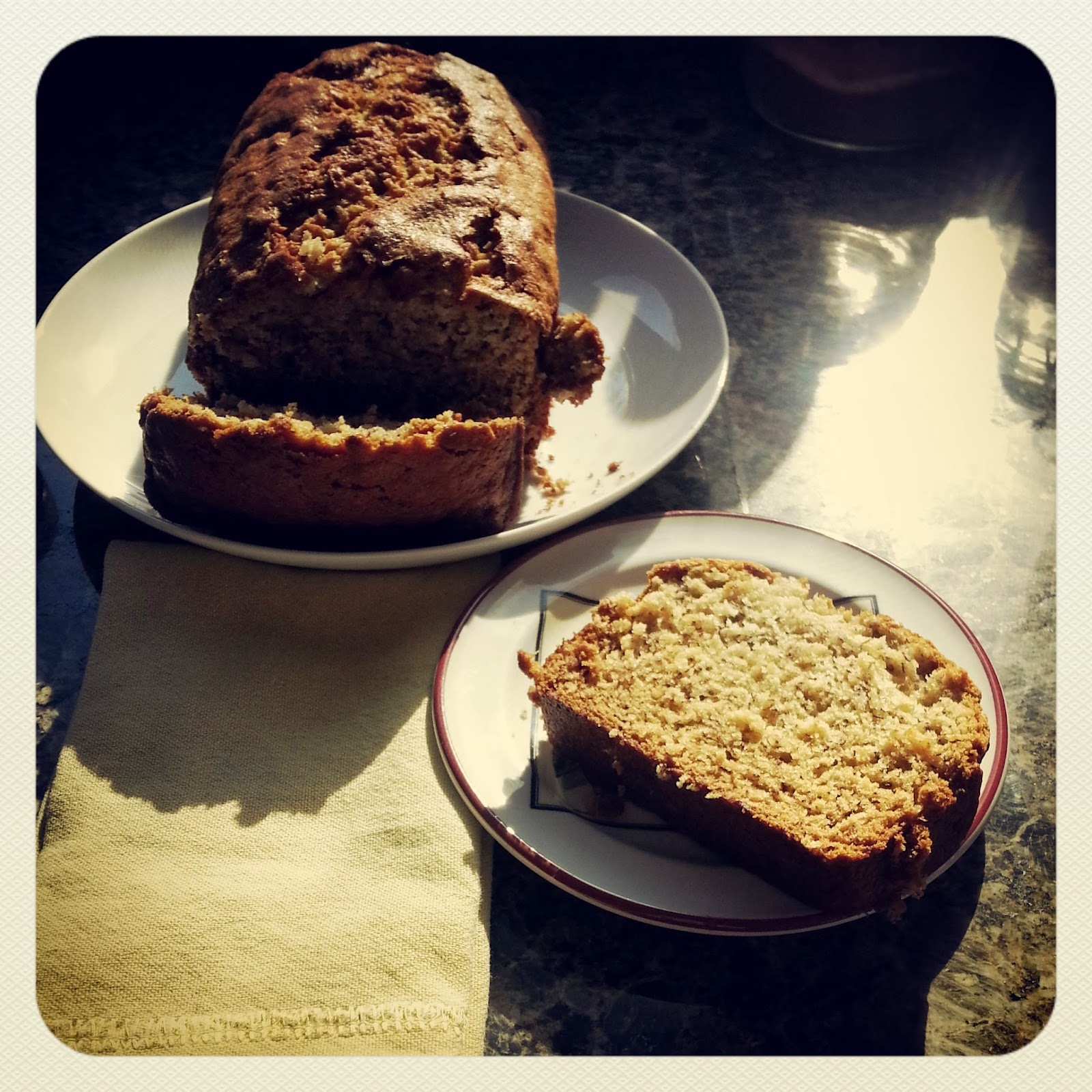 banana bread au pair recipe