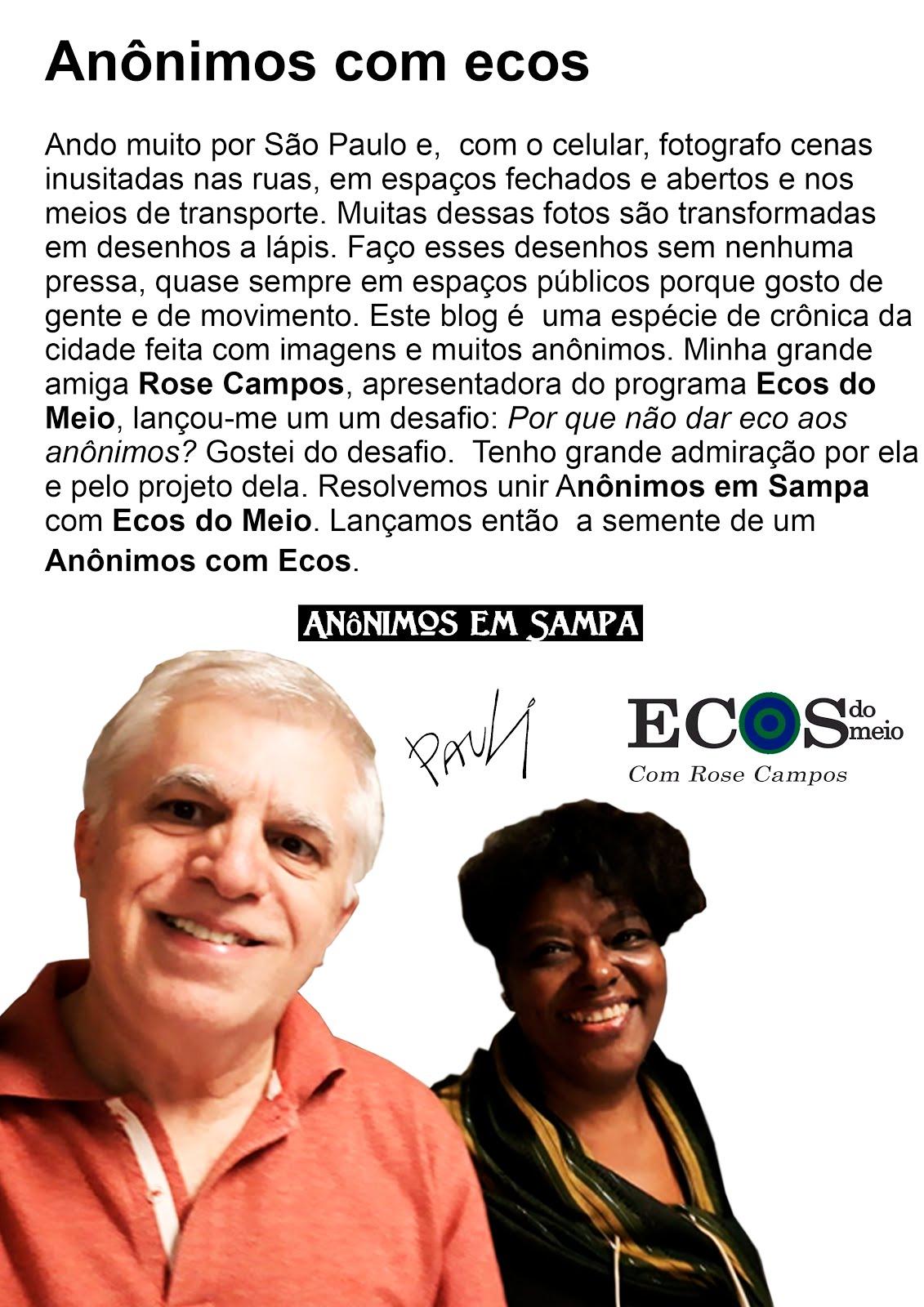 ECOS DO MEIO NO FACEBOOK