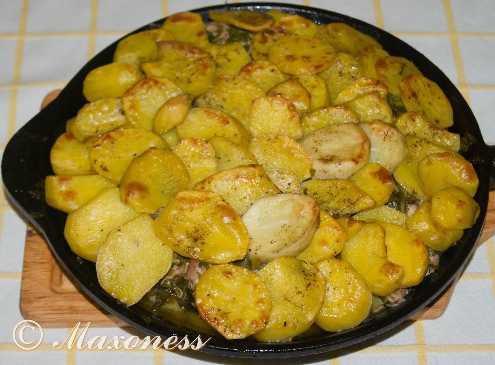 Как запечь картошку в духовке пошаговое фото и рецептами