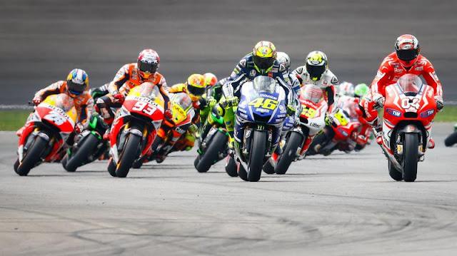Daftar Nama Pembalap Sementara MotoGP 2016