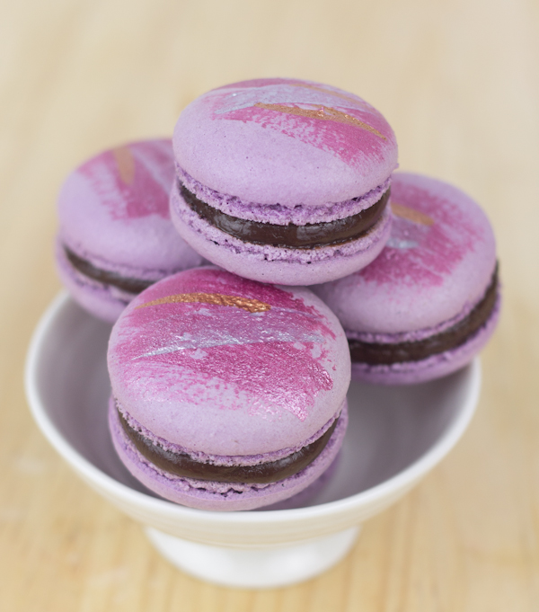 Macarons de chocolate y grosella objetivo cupcake - Objetivo cupcake perfecto blog ...