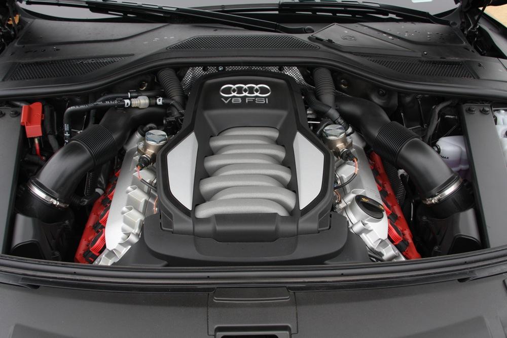 2011 Audi A8 ENGINE SPECS