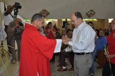DOMINGUEZ BRITO LLAMA A LA REFLEXION Y UNIDAD FAMILIAR EN SEMANA SANTA