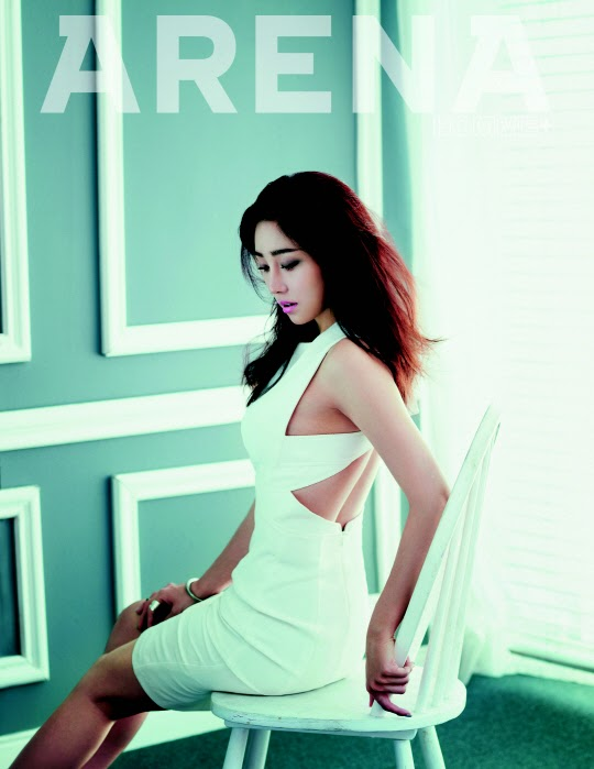 Choi Hee - Arena Homme Plus Magazine June Issue 2014