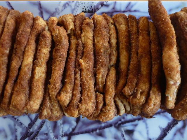 Zimt- Zupf- Brot