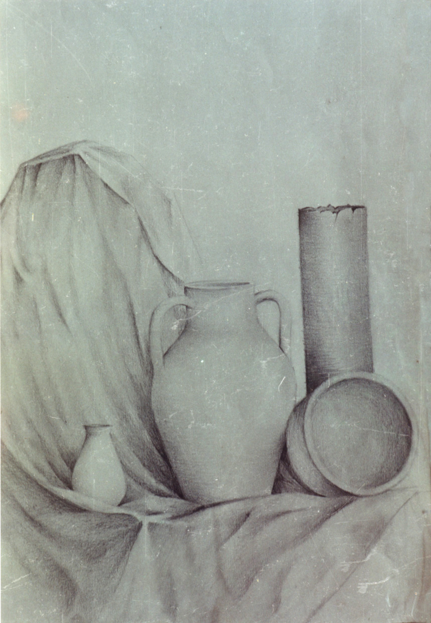 Cengiz Demircioglu Kağit üzerine çalişmalar Artworks On Paper