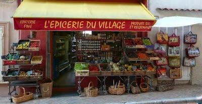 L'Epicerie shop front