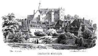 patrimoine de l'Allier château de Montluçon