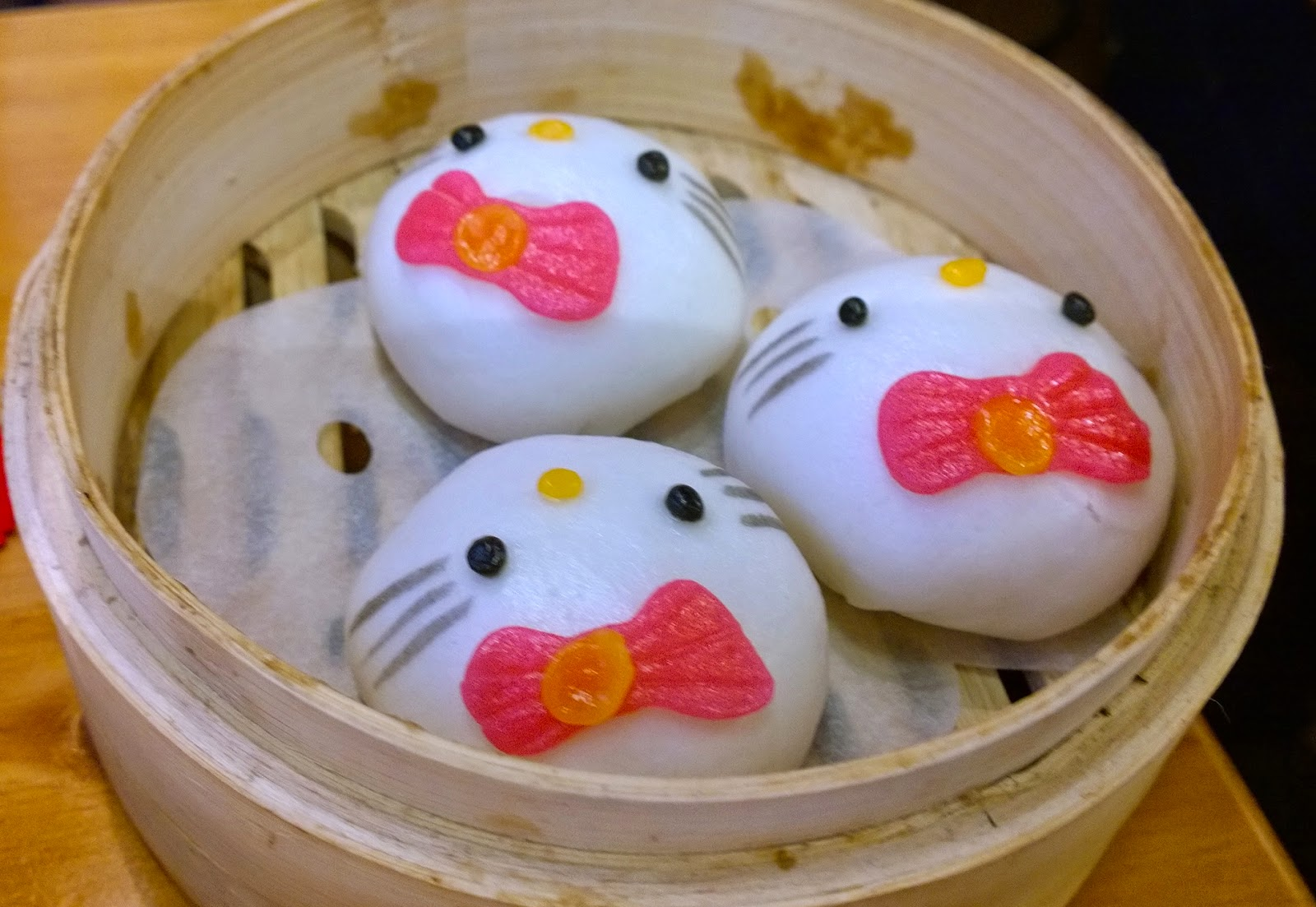 Lydia 39 s blog hello kitty chinese cuisine - Cuisine hello kitty ecoiffier ...