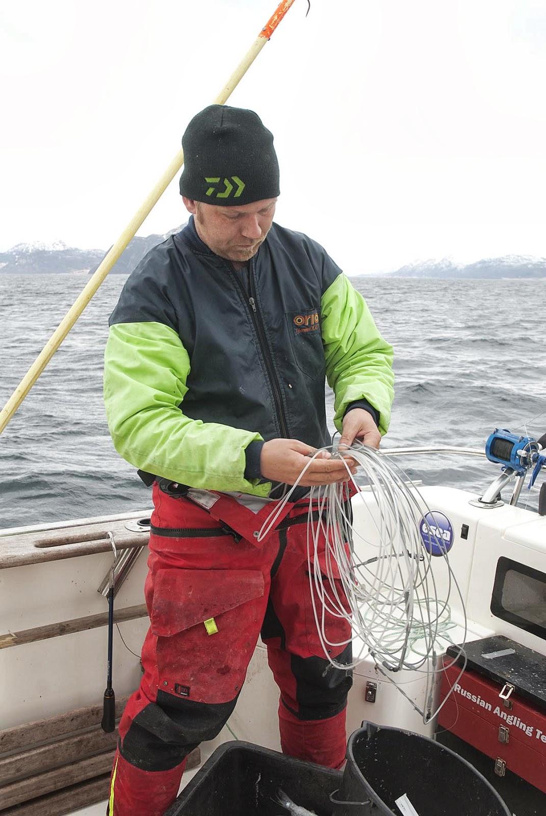 рыбалка в норвегии официальный сайт