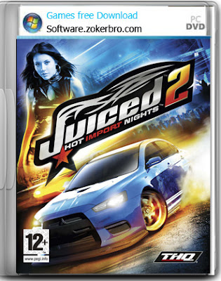 Juiced 2 Hot Import Nights 2007 PC Games Full Version