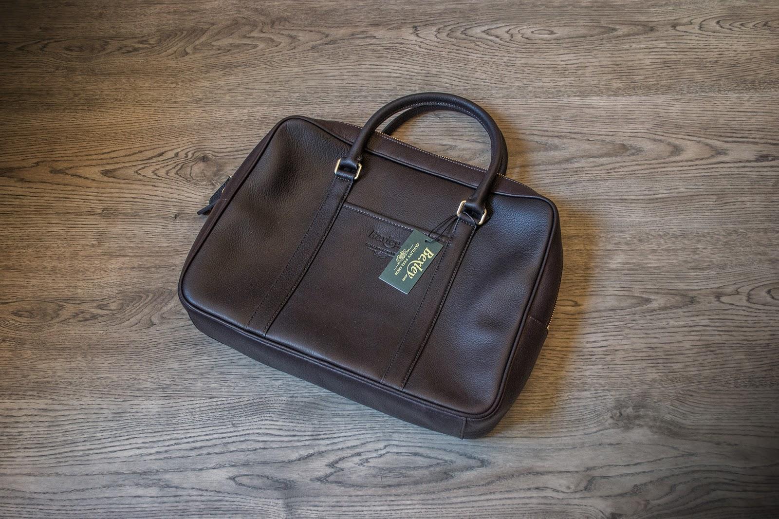Review maletín Karlington de Bexley.