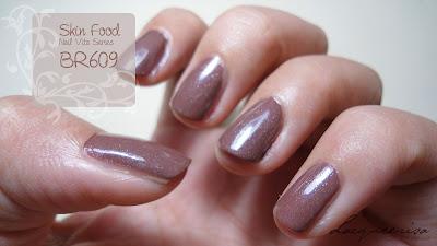 Skin Food Nail Vita BR609