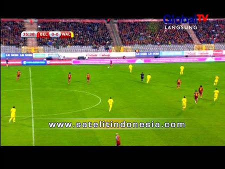 siaran langsung Piala Eropa