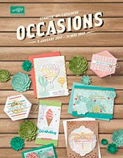 Occasions Catalogue (only until May 31st)