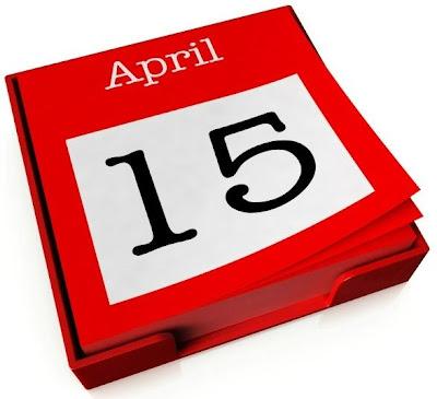 Date April 15