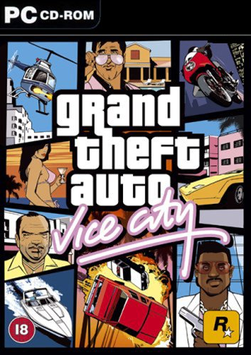 gta vice city. Grand Theft Auto:Vice city