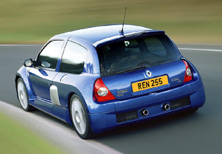 Renault Clio Wallpapers