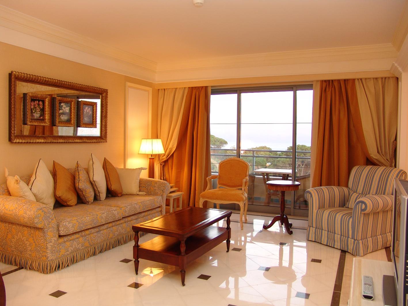 Contoh gambar ruang tamu rumah