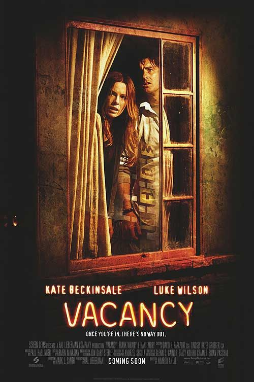 The movie the vacancy